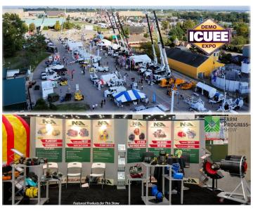 ICUEE & Farm Show Markets
