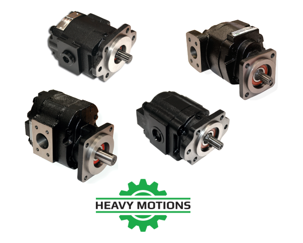 NAHI - Heavy Motions Gear Pumps & Motors