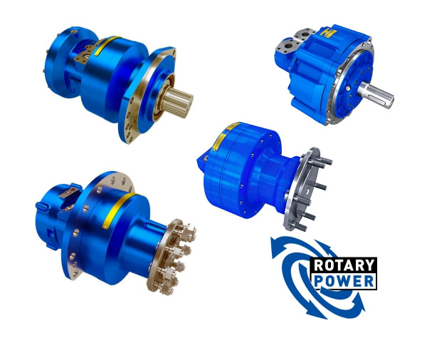 NAHI - Rotary Power Hydraulic Motors