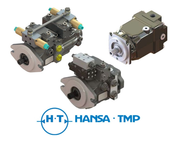 NAHI - Hansa Tmp Piston Pumps & Motors