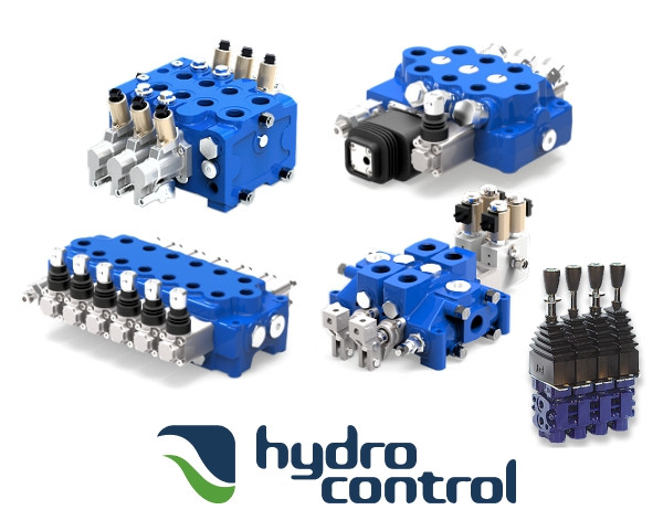 NAHI - Hydro Control Valves, Joysticks