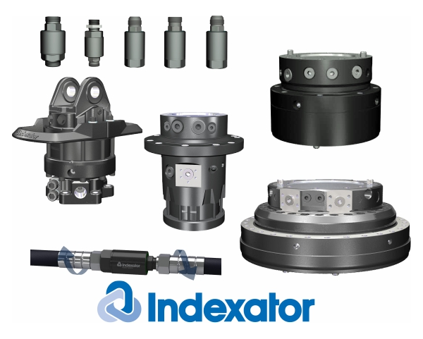 NAHI - Indexator Rotators & Swivels