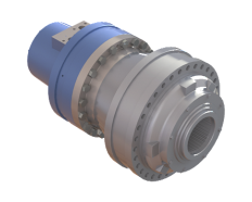 Black Bruin Integrated Single Stage Planetary Gearbox