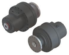 Black Bruin Motor Auger Drive Application