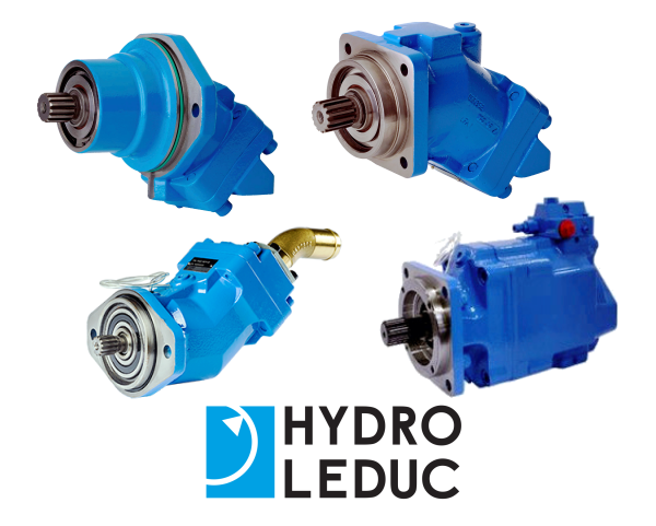 NAHI - Hydro Leduc Hydraulic Motors & Pumps
