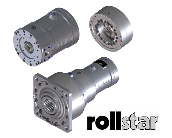 NAHI - Rollstar Hydraulic Motors and Planetary Gearboxes