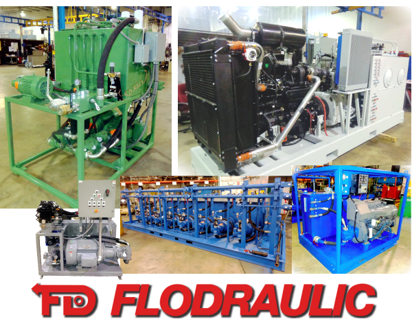 NAHI - Flodraulic Group Custom Power Units