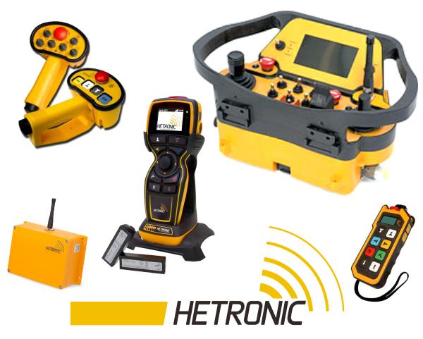 NAHI - Hetronic Wireless Remote