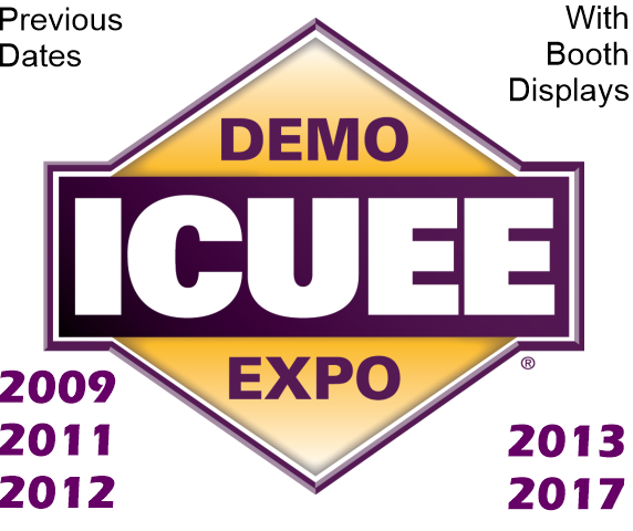 NAHI - ICUEE Expo Previous Shows With Booth Displays
