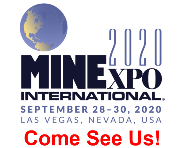 NAHI - MINExpo Trade Show Booth 2020
