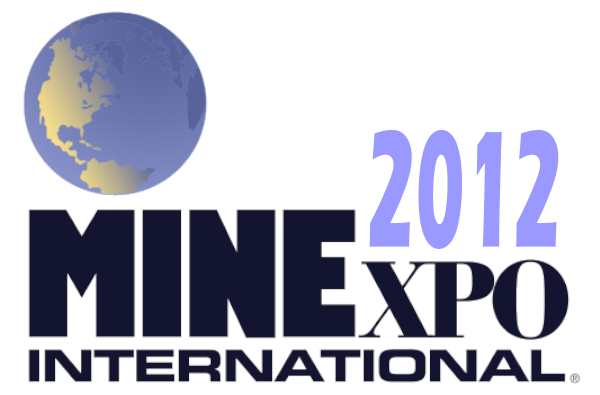 NAHI - MINExpo Trade Show 2012